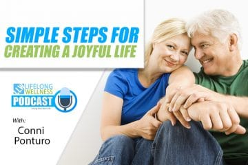Conni Ponturo – Simple Steps for Creating a Joyful Life