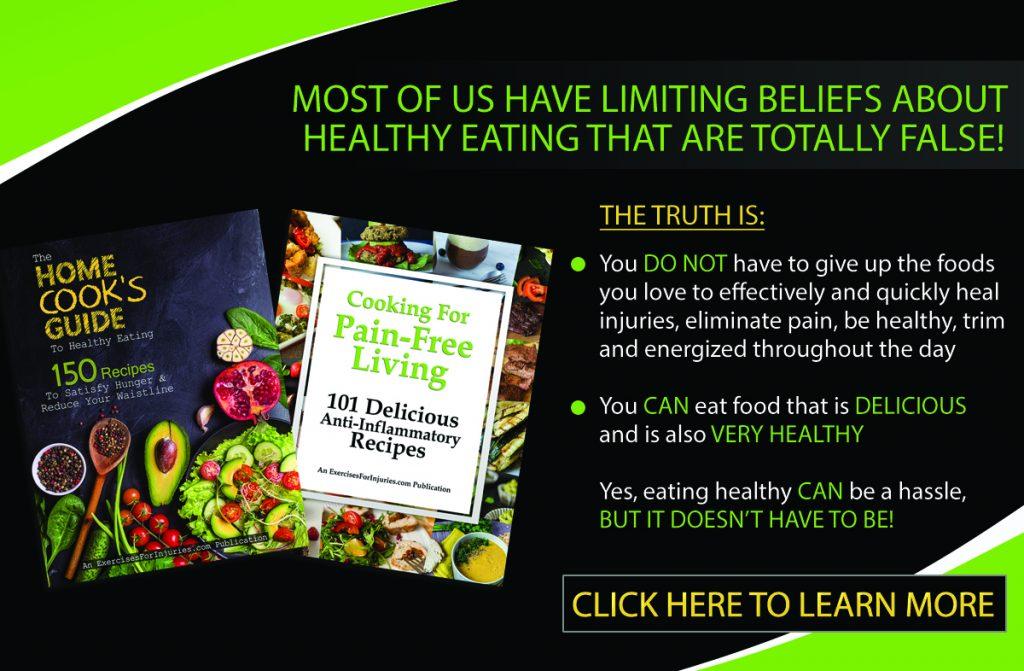 Anti-Inflammatory Cookbooks