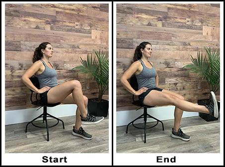 2 Leg Extension