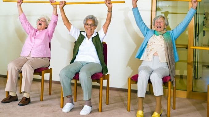 5 Exercises for Those with Limited Mobility and Limited Equipment