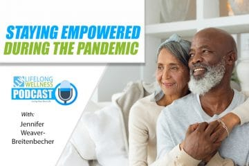 Staying Empowered During the Pandemic with Jennifer Weaver-Breitenbecher