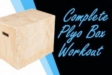 Complete Plyo Box Workout