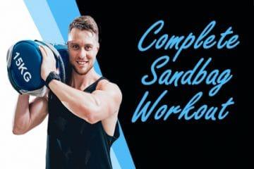 Complete Sandbag Workout