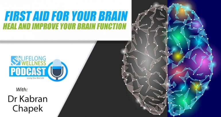 Heal And Improve Your Brain Function