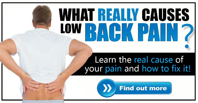 Low Back Pain Solved Digital Download