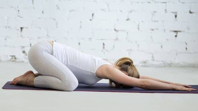 Easy Restorative Yoga Moves