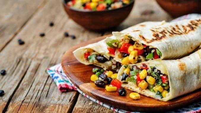 Pepper corn black bean quinoa