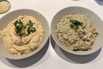 How to Make Hummus and Baba Ganoush