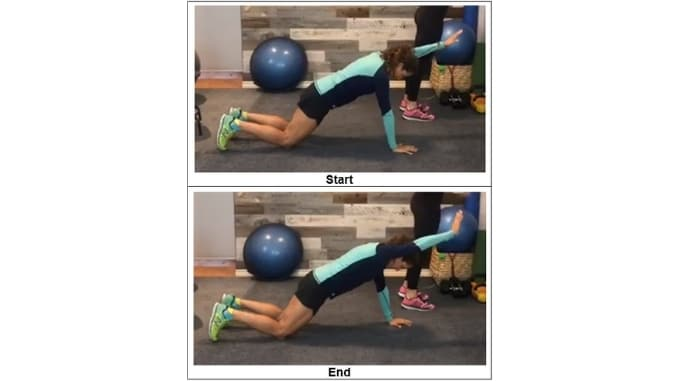 Progression Exercise