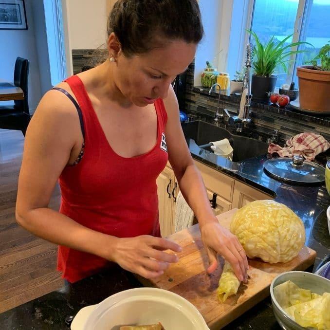 Cabbage Rolls 4