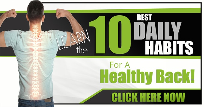 7 Best Daily Habits for a Healthy Back