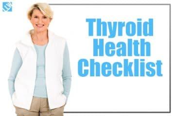 Thyroid Health Checklist