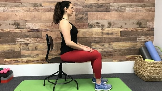 1 - Sit in Good Alignment