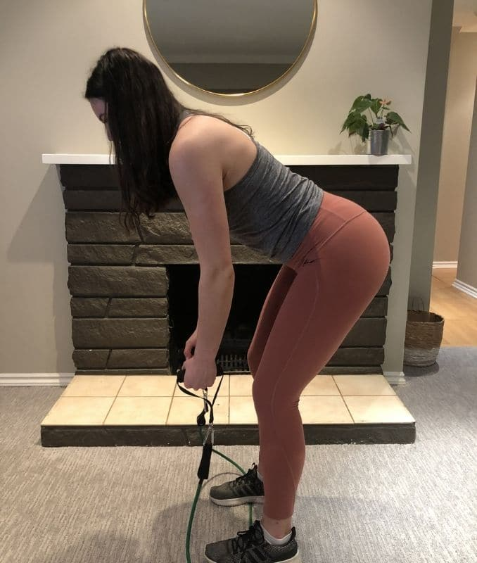2a - Bent Over Rows