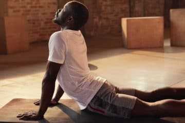 Yoga Stretches for Back Pain Relief