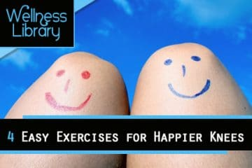4 Easy Exercises for Happier Knees