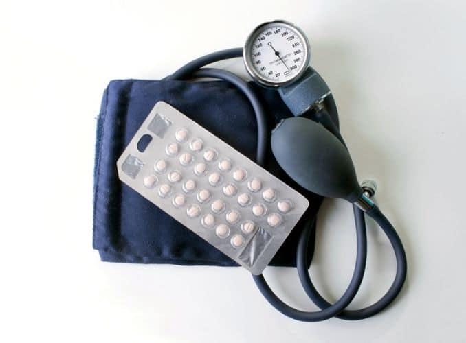 Blood Pressure Meds