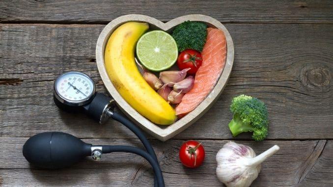 Health heart diet food