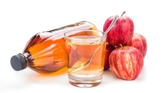 apple-cider-vinegar-jar-glass