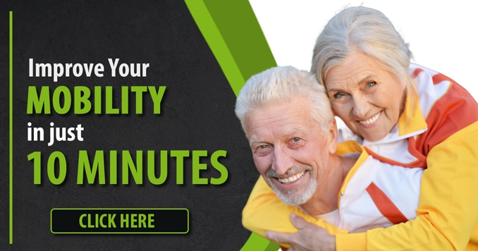 Get Moving! 10 Minutes to Greater Mobility