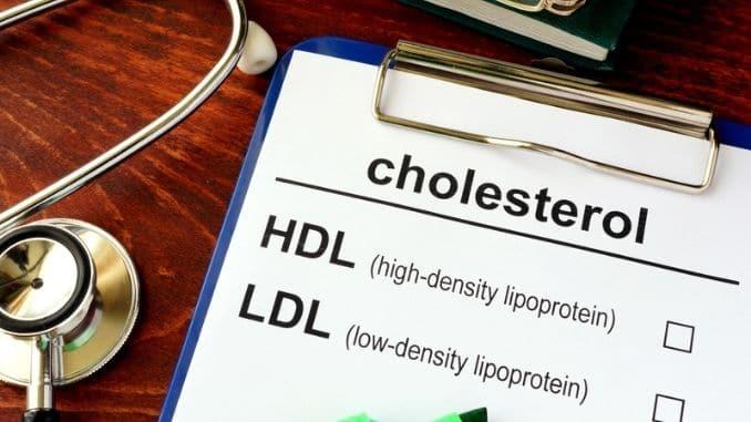 medical-form-cholesterol
