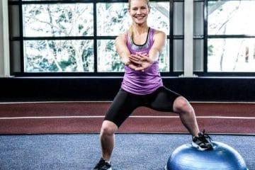 5 Lower Body Strengthening Exercises Using the Bosu Ball