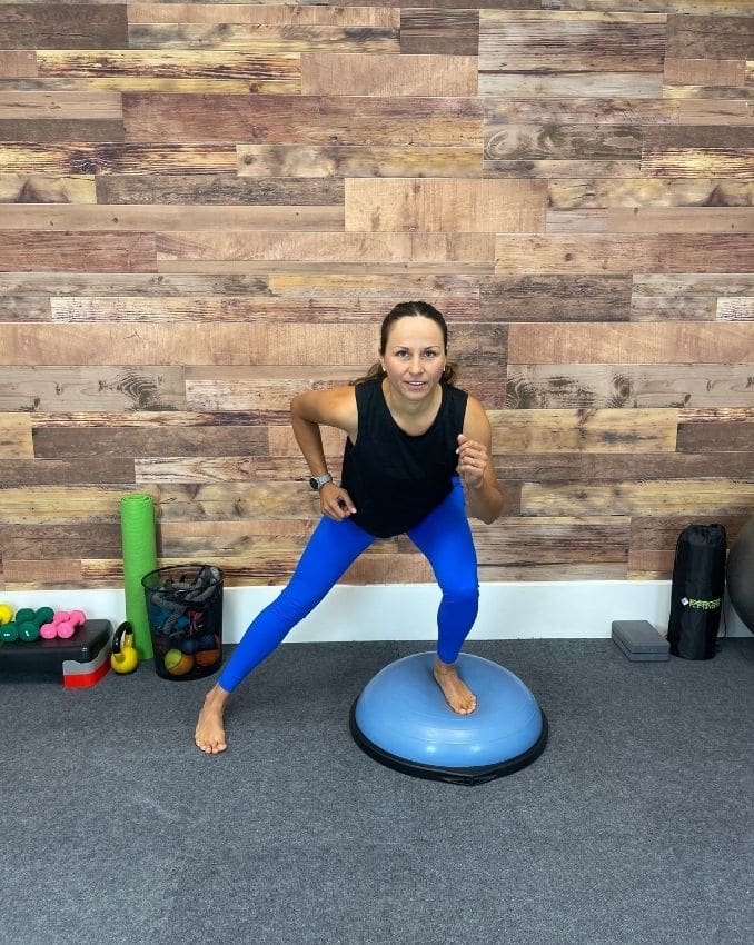 Lateral Lunges 2