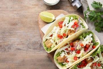 Scrumptious & Healthy Fish Tacos